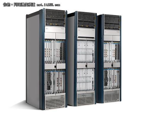 思科推出全新运营商级核心路由器CRS-X