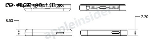 提前揭秘 廉价iPhone/iPhone 5S设计图