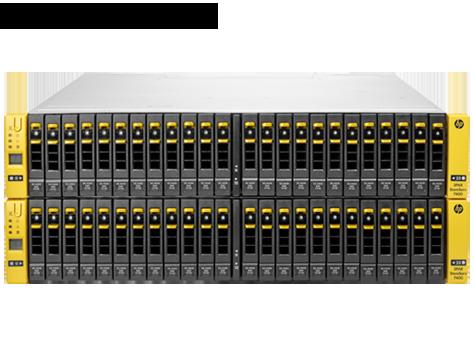 惠普3PAR StoreServ 优化全闪存阵列
