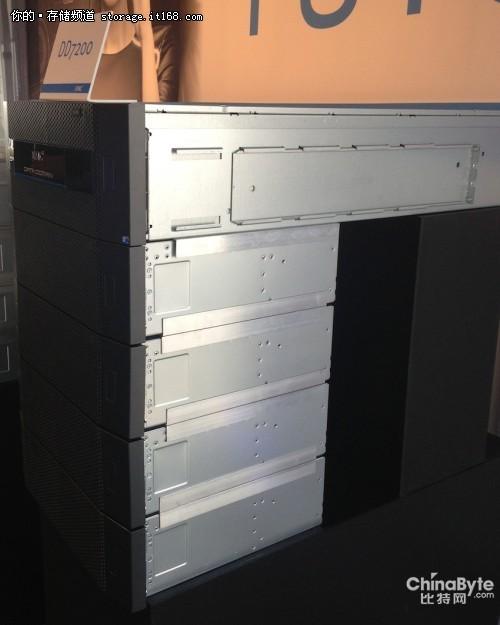 EMC数据保护产品线软硬件大更新