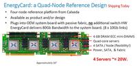 Calxeda芯片助ARM抢占x86服务器市场