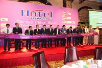 锐捷网络亮相第二届中国酒店科技论坛