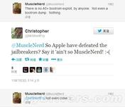 大神:iOS 7完美越狱毫无惊喜