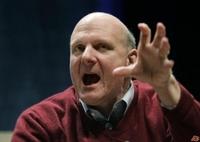 鲍尔默称微软现已制定好CEO接班人计划
