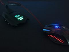 凌豹游戏装备系列独角兽固线器鼠标线夹