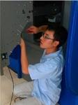 盛夏服务季―走近ATM服务工程师