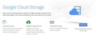 谷歌宣布升级云存储服务 新增三项功能