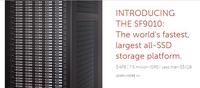SolidFire推出全SSD SF9010存储系统