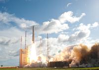 海事卫星成功发射最大卫星Alphasat