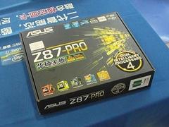 高端高品质设计 华硕Z87-PRO售1999元
