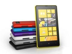 个性WP8体验 诺基亚Lumia 820仅1520元