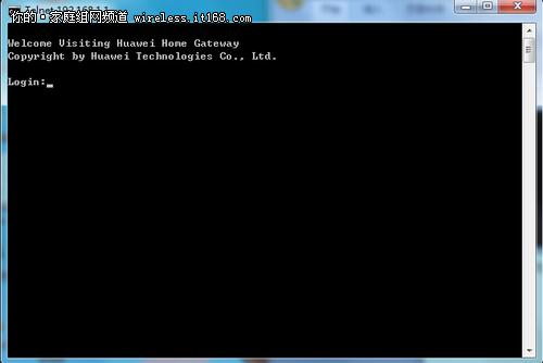 破解华为8245C光猫方法1