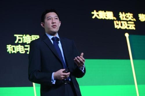 IBM胡世忠:在智慧时代推动竞争优势