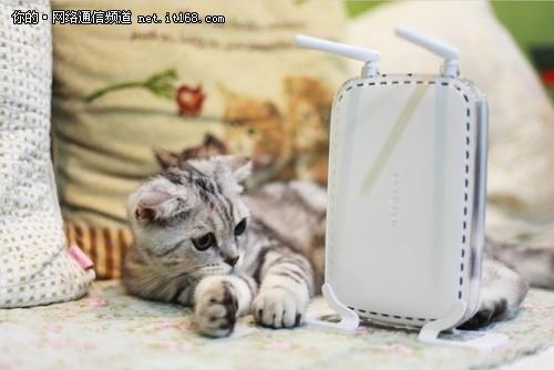 NETGEAR JNDR3000双频强劲