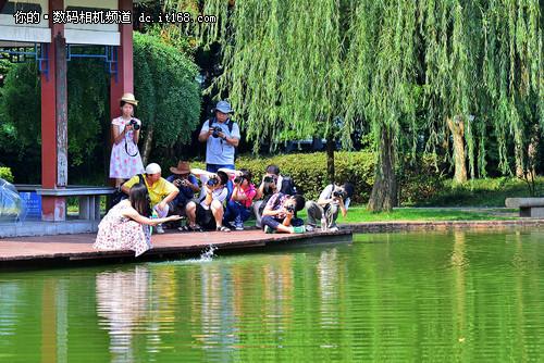 尼康游中国 2013尼康外拍活动株洲站