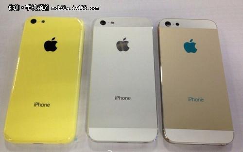 廉价版iPhone或被命名iPhone5C