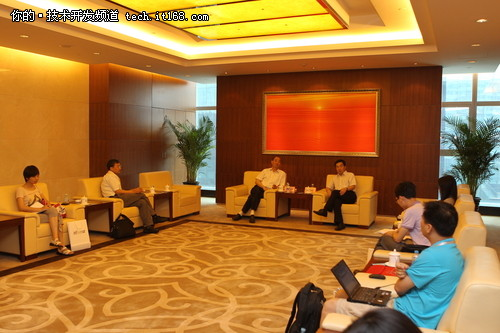 中国第一个大数据产业园落地西咸新区
