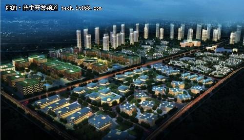 西咸新区如何打造大数据生态环境?