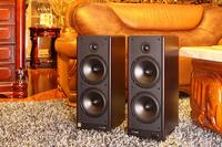 半落地设计 麦博SOLO7C三分频音箱1180