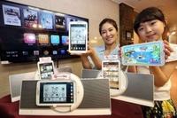 内置监控功能 三星和LG联手推出7寸平板