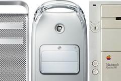 经典的苹果Mac台式机回顾 你见过几个?