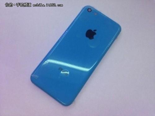 800万像素 苹果iPhone5C摄像头曝光