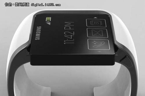 传三星智能手表叫Galaxy Gear 今年上市