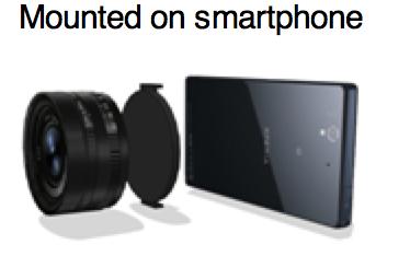 索尼内置无线模块镜头将在3-4周内发布