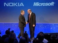 微软牵手诺基亚:业界看好这迟来的联姻