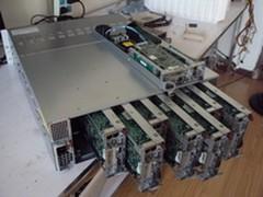 3U企业级服务器 超微5037MC报价4万