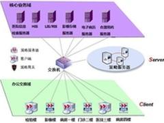 网御星云内网安全管理系统助力医疗卫生