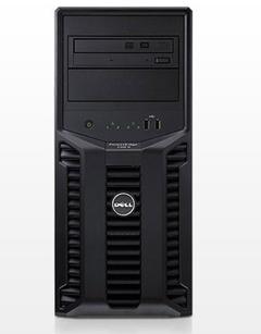 单路入门塔式服务器 戴尔T110报价4800