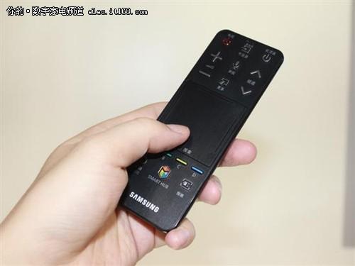 ▲智能遥控器部分-极致简约4K超高清 三星F9000电视探秘图片