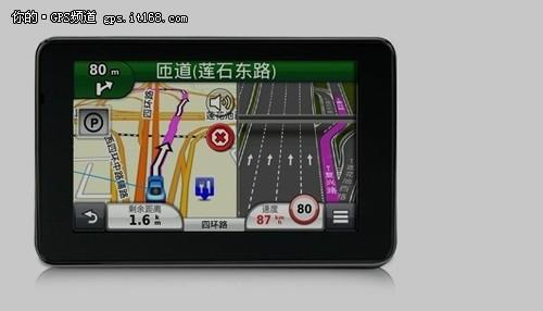 体验手机互动 Garmin 3560货到广州