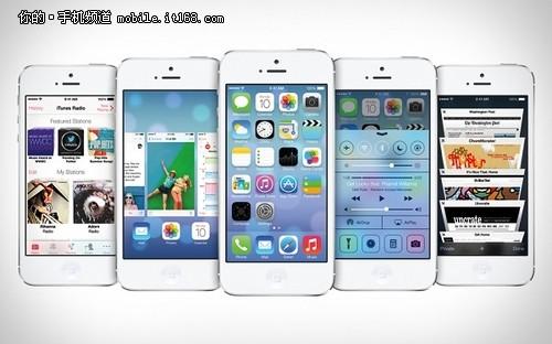 十月发布 iOS7.0.1系统截图曝光