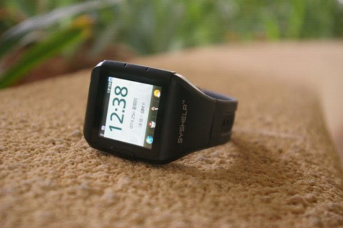 矽感SYShelp智能手表及云健康管理評測