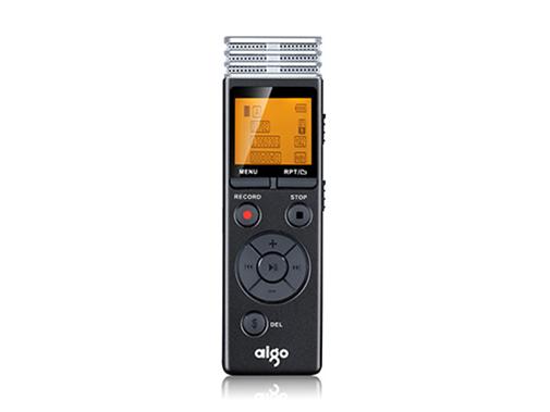 爱国者R5503录音笔 72小时录音不断电