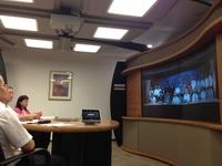 Polycom助全国首个海外远程视频招聘会