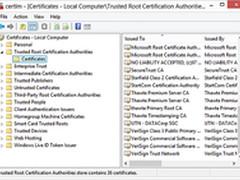 虚拟桌面哪些方面需要使用认证管理?