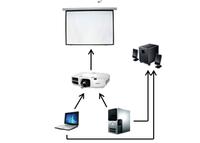 爱普生工程投影机应用方案--企业应用