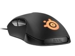 人体工学设计 赛睿推RIVAL光学游戏鼠标