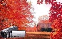 秋天之味秋天之息 欧达Z60DV与你相伴