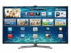 三星智能电视 46ES7000张家口促销价9k9