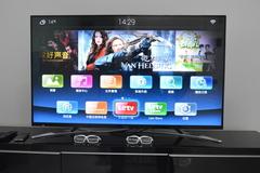 50英寸2999元 乐视3D版S50电视抢先体验