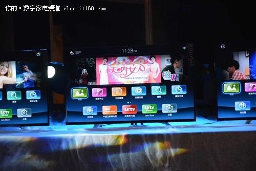 消费者的春天来了乐视50寸人体2499元gogo人体高清电视视频图片