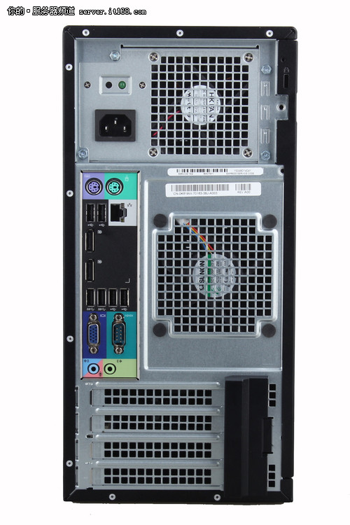超静音办公室应用 戴尔T20微服务器评测