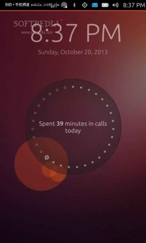 Ubuntu Touch 系统进驻手机 截图欣赏