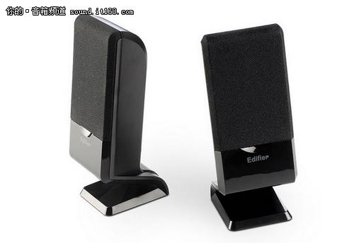 漫步者R101V迷你2.1音箱打折仅售119元