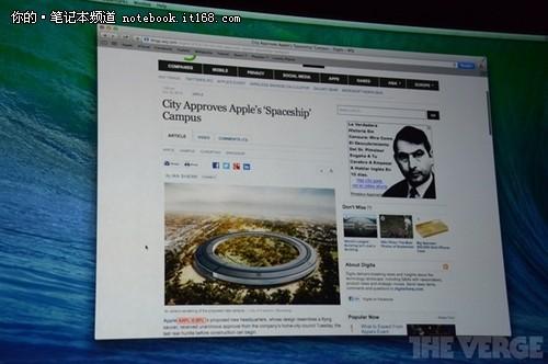 免费了!苹果全新Mac OS X系统开放下载