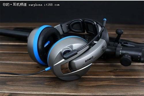 首款物理7.1 硕美科G989HD耳机售999元